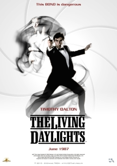 the-living-daylights-poster