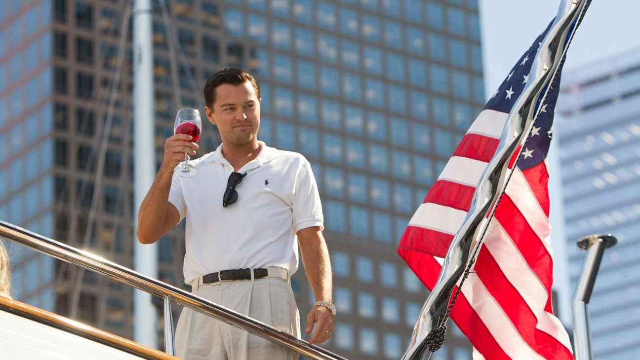The Film Temple: The Wolf of Wall Street